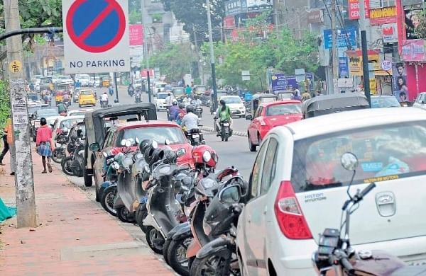 Parking woes to stay