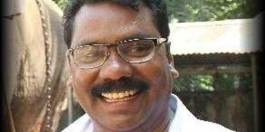 UDF deputy mayor candidate KR Premkumar