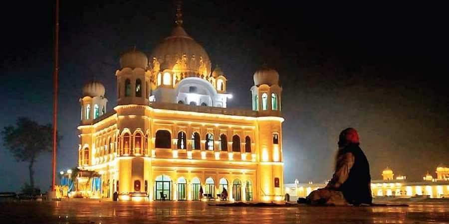 Sidhu, talk of the town at Kartarpur- The New Indian Express