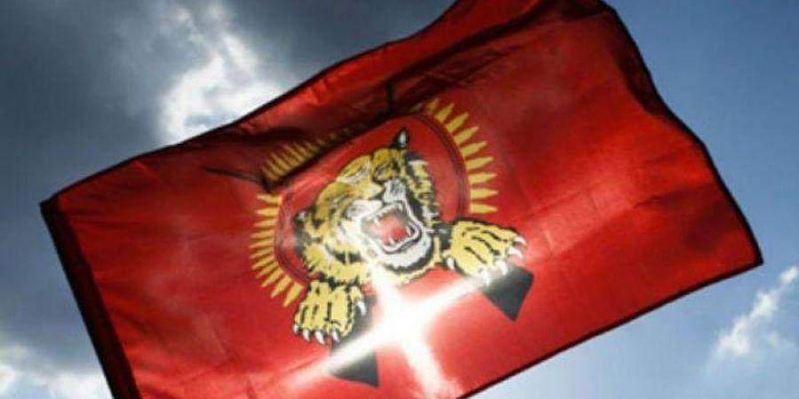 LTTE flag