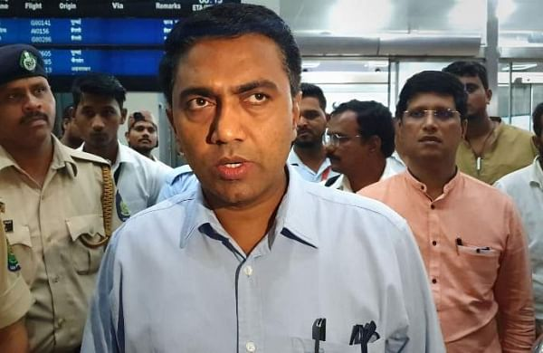 Centre to select salvager for stranded naphtha tanker: Goa CM Pramod Sawant