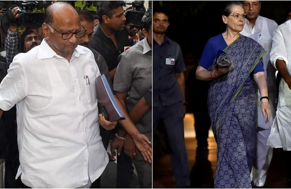Maharashtra logjam:Sonia Gandhi speaks to Sharad Pawar, authorises threesenior party leaders to hold talks with NCP