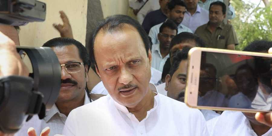 Nationalist Congress Party leader Ajit Pawar, NCP