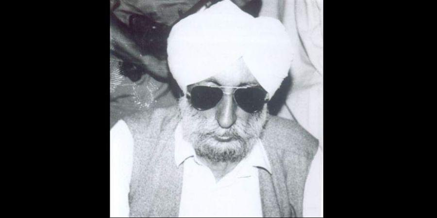Former Punjab CM Beant Singh