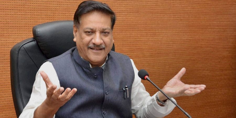 Senior Congress leader Prithviraj Chavan
