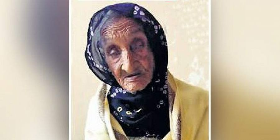 Saira Bano waited for six years for her husband's return only to find out that he was martyred.