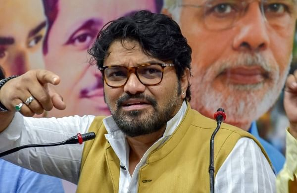 Union minister Babul Supriyo faces protest during visit to cyclone-hit areas in Bengal