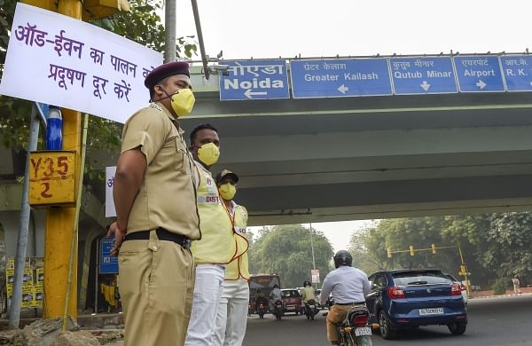 Odd-even scheme: SC asks Kejriwal government, CPCB to furnish pollution data