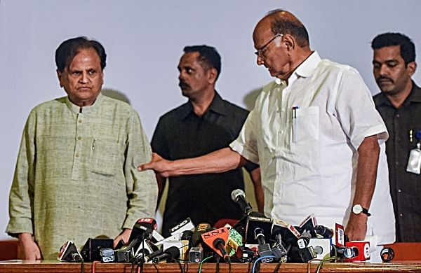 Maharashtra impasse: NCP names fiveparty members for joint panel with Congress to prepare CMP