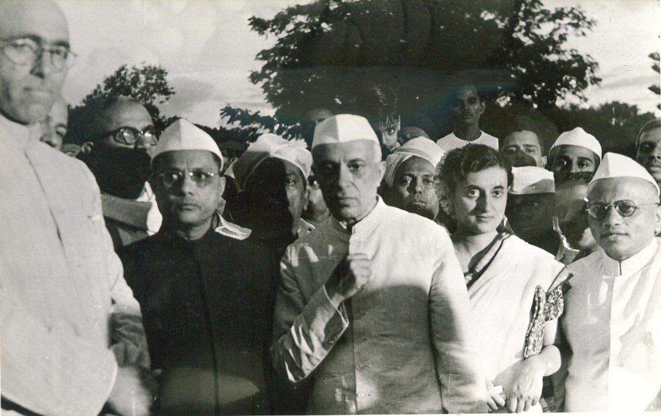 Nehru is the author of the book 'Discovery of India'. A television series  'Bharat Ek Khoj' was based on it.