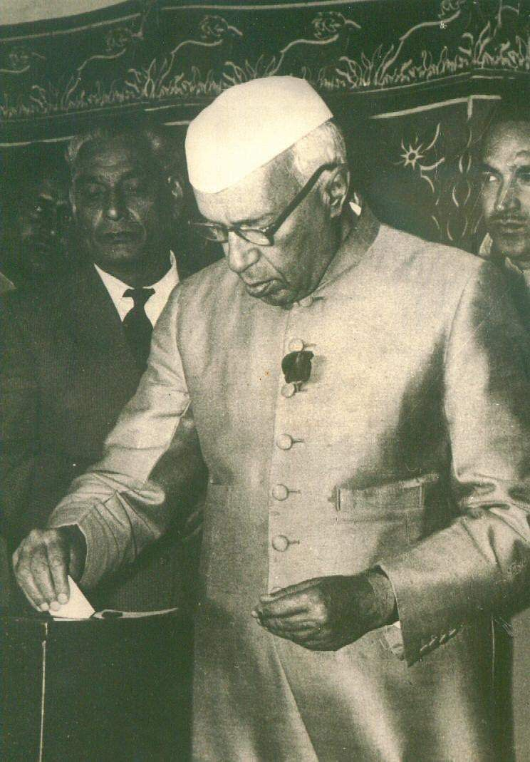 Nehru wrote his autobiography 'Toward Freedom' in Prison in 1935. It was published in the United States in 1936.