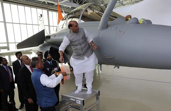 Truth has triumphed: BJP on SupremeCourt's Rafale verdict