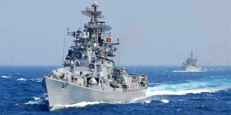 China denies its research ship conducted any experiment near Andaman Islands...