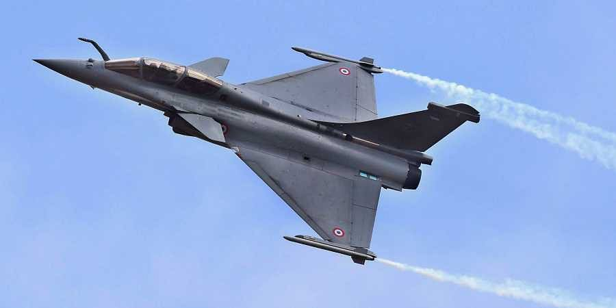 Rafale fighter jet