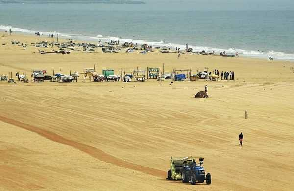 Hyderabad folks prefer beaches for vacation