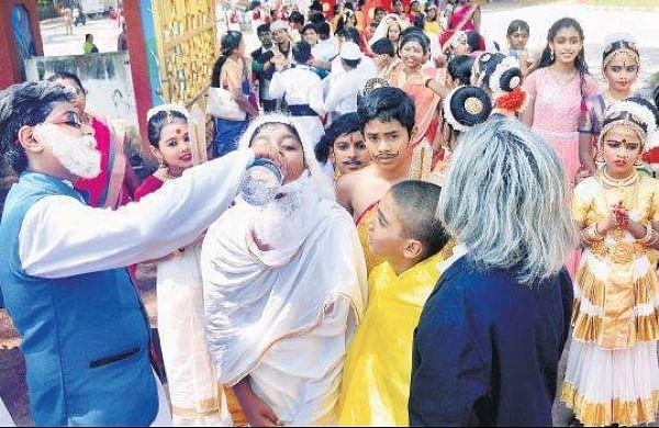 Thiruvananthapuram celebrates Children's Day