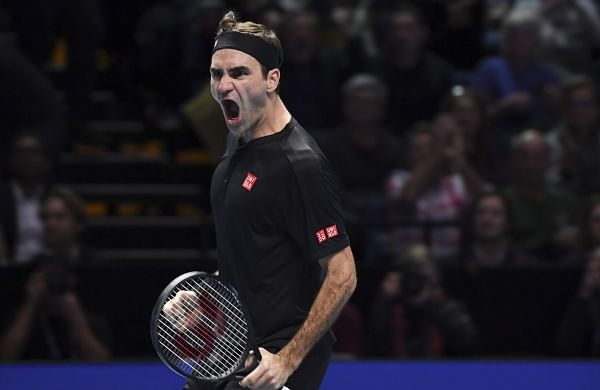 Roger Federer outclasses Novak Djokovic to reach ATP Finals semis - The New Indian Express