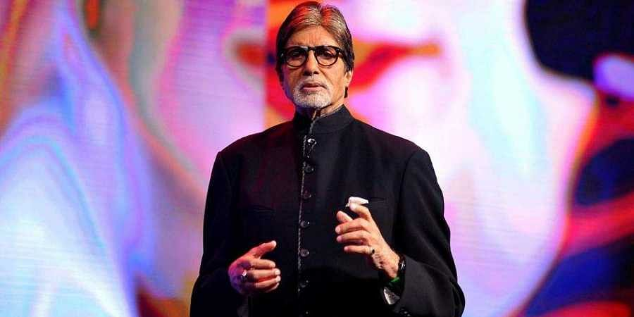 Amitabh Bachchan. (Photo   File)