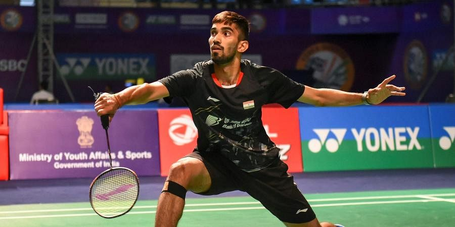 Indian badminton star Kidambi Srikanth