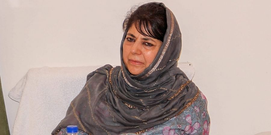 Former Jammu and KashmirCMMehbooba Mufti