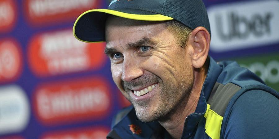 Australia coach Justin Langer. | (File | AP)
