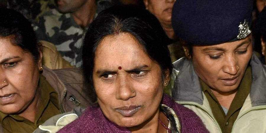 Nirbhaya's mother Asha Devi