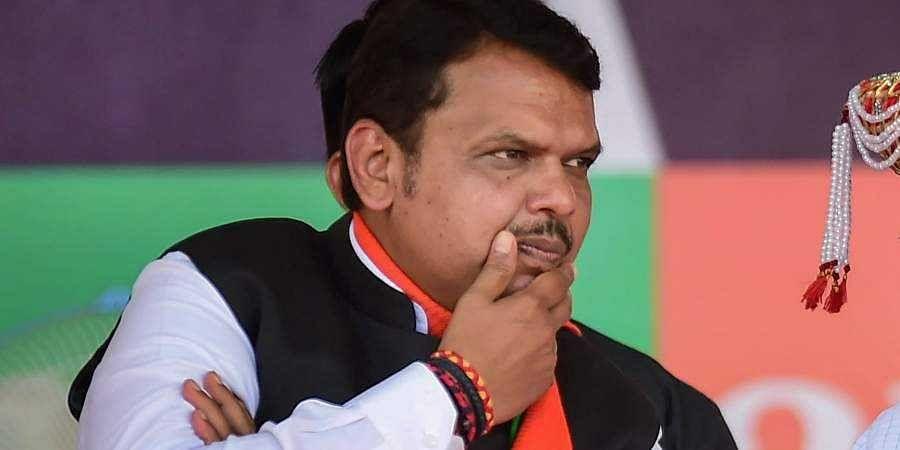 Incumbent MaharashtraCM Devendra Fadnavis