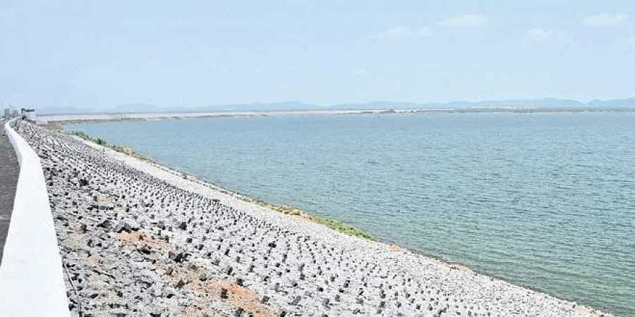 Mid Manair Reservoir
