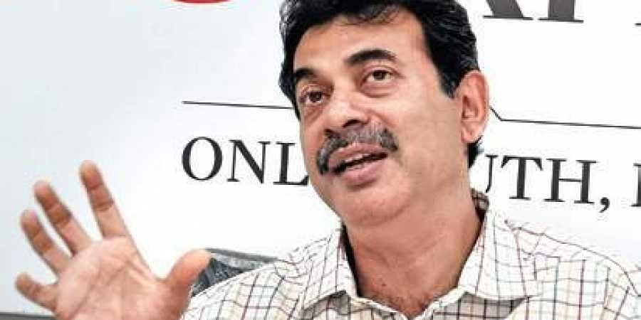 Principal Secretary of IT and Industries Jayesh Ranjan