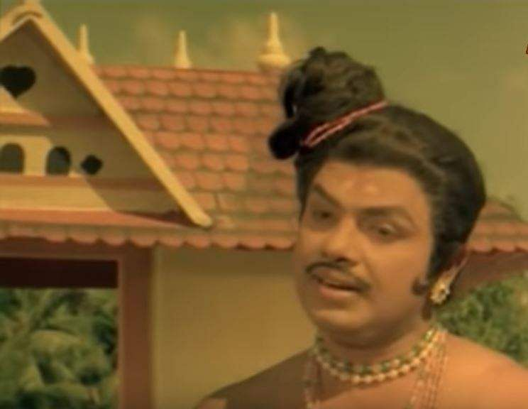 KANNAPPANUNNI (1977): Kannapapanunni is a film based on Kalaripayattu. This film helped Jayan reach top production houses and pushed him to the big league. The film which has Prem Nazir as lead shows Jayan only as a sidekick but he aced in it. (Photo | YouTube screen grab)