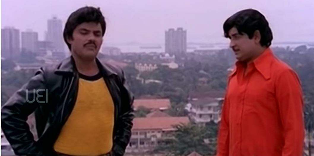 LOVE IN SINGAPORE (1980): Love in Singapore is a multi-starer with Prem Nazir and Jayan at their peak, directed by Baby. The movie became a super hit and was remade in Telugu, starring Chiranjeevi. (Photo | YouTube screen grab)