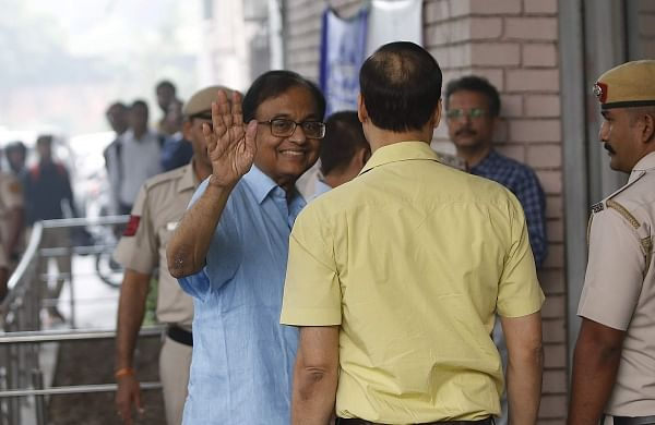 Right to information practised by government: Chidambaram's dig over economic data 'suppression'