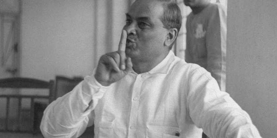 Former West Bengal chief minister Bidhan Chandra Roy. (File Photo)