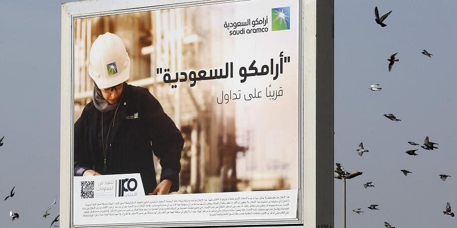 Saudi Arabia's state-owned oil giant Aramco