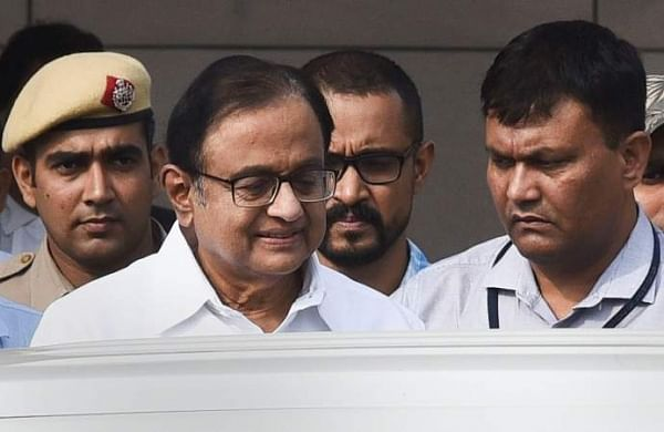 Congress must lead Opposition in Parliament to expose 'utter mismanagement' of economy: Chidambaram