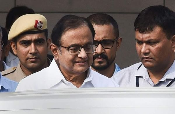 INX case: ED moves HC seeking rectification of inadvertent error in Chidambaram's bail order