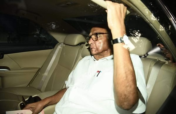 Maharashtra impasse: Sharad Pawar meets Sonia Gandhi to discuss government formation