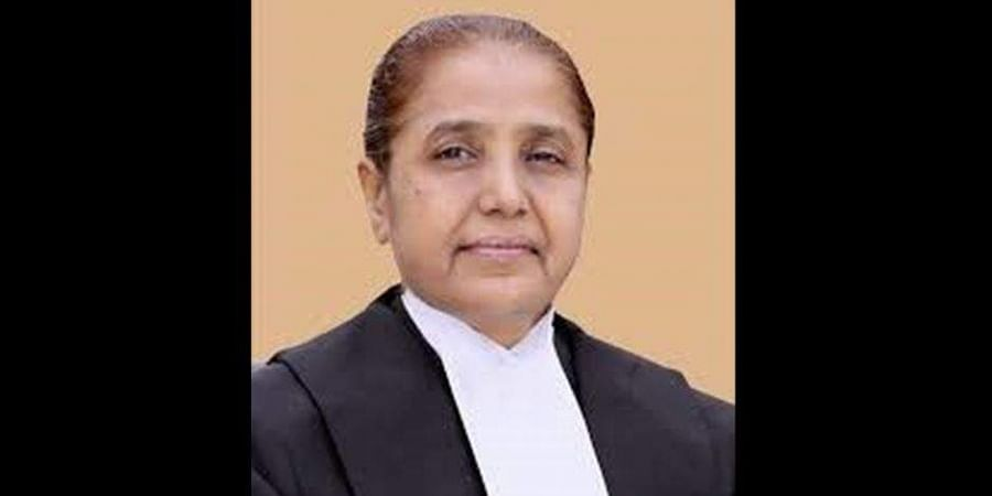 Justice R Banumathi. | (File Photo)