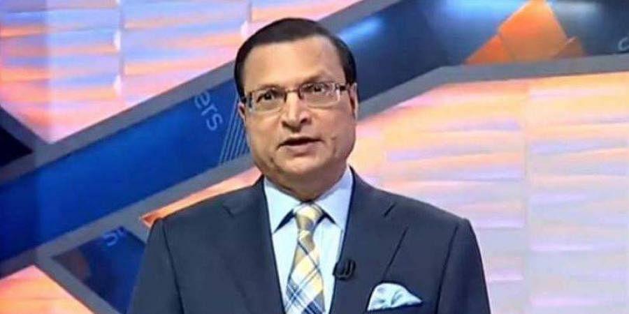 Rajat Sharma (File | PTI)