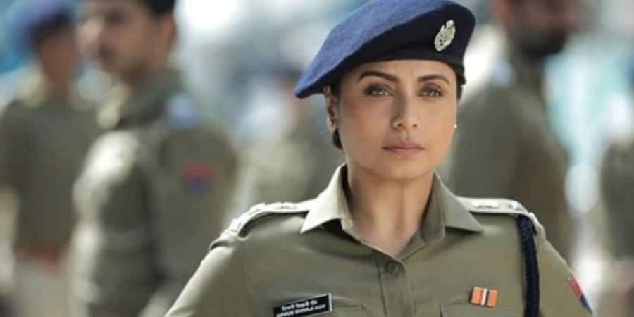 Bollywood actress Rani Mukerji