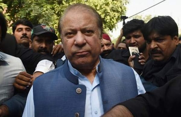 Former Pakistan PM Nawaz Sharif leaves for London for medical treatment