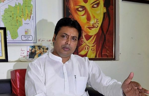Mughals intended to destroy cultural wonders of Tripura: CMBiplab Deb