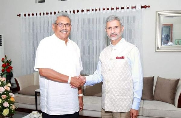 Newly-elected Sri Lankan President Rajapaksa to visit India on November 29: Jaishankar