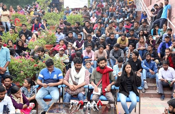 Varsity registrar refuses to meet government-appointed panel members: JNUSU