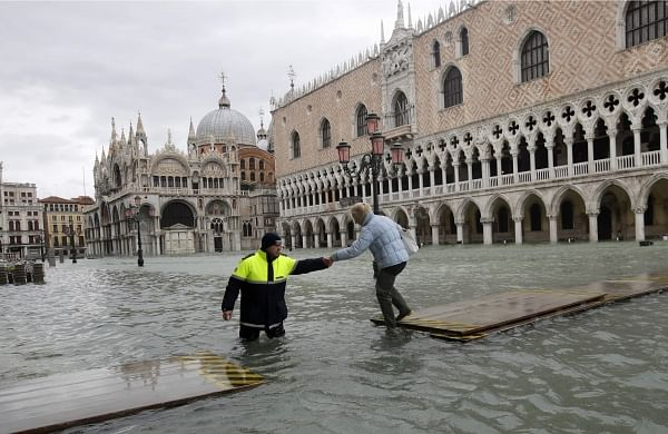 Flood-hit Venice's dwindling population faces mounting woes