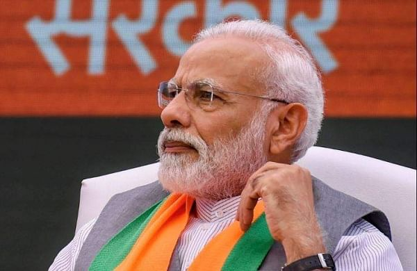 PM Modi pays tributes to Indira Gandhi on her birth anniversary
