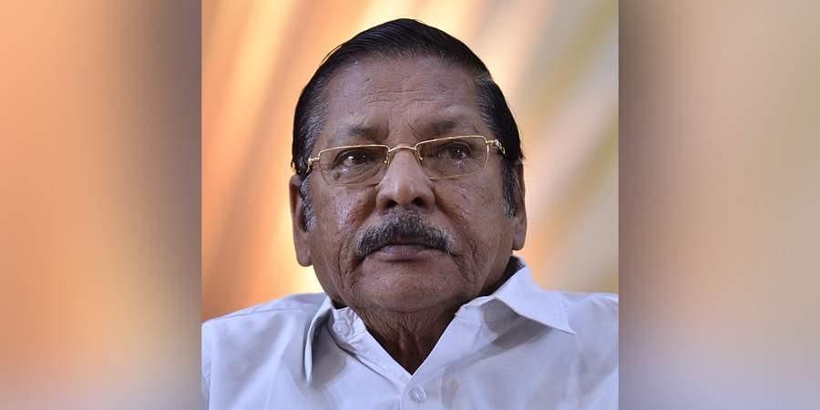 DMK Rajya Sabha MP RS Bharathi