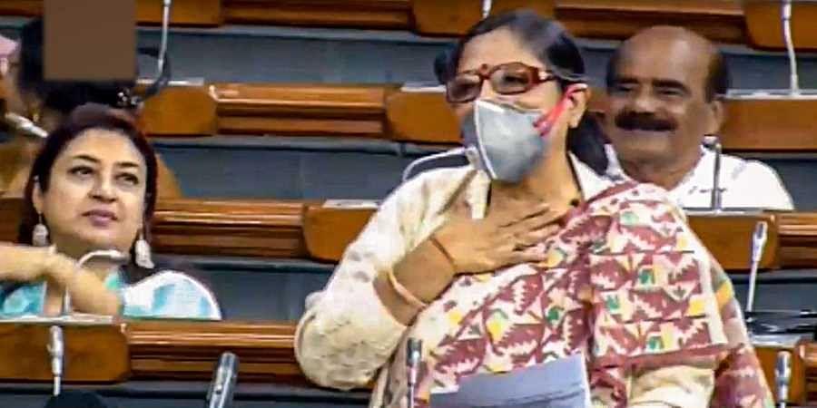 Lok Sabha, Pollution debate