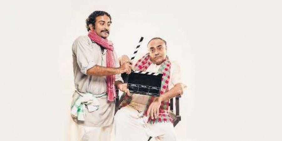 Ajeet Singh Palawat and Rajat Kapur