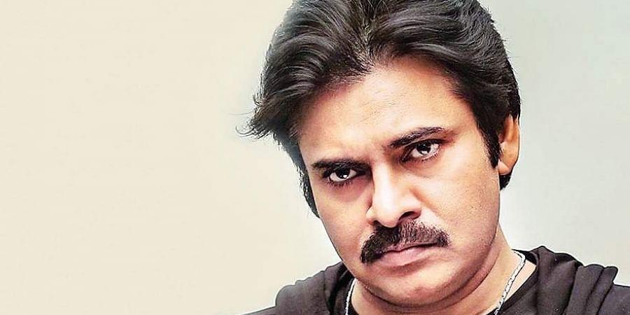 Actor Pawan Kalyan